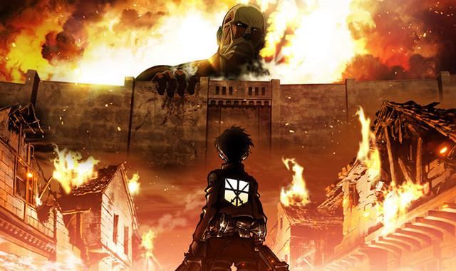 What is Attack On Titan? | Den of Geek