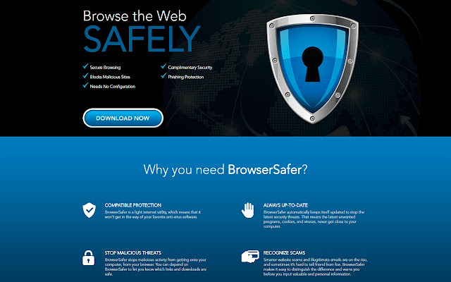 BrowserSafer Search