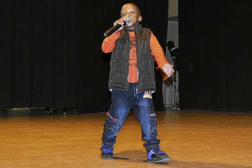 MC Tsotso is making waves in his hometown of Vryburg.