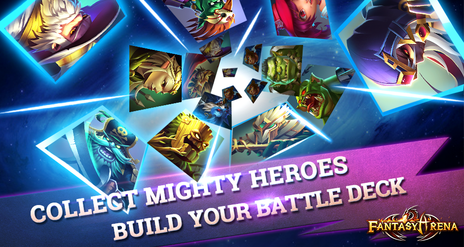 PvP SRPG Fantasy Arena to Soft-launch and Reveal Battle