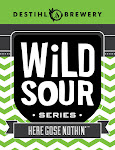 DESTIHL Wild Sour Series: Here Gose Nothing Dr. Roi Boos Gose W/ Rooiboos Tea
