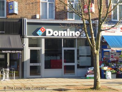 Dominos Pizza On Greenford Road Pizza Takeaway In Sudbury