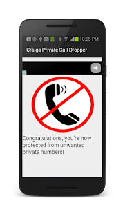 Craig's Private Call Dropper!- screenshot thumbnail