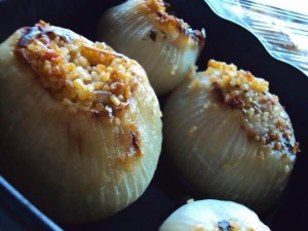 Stuffed Onions Recipe