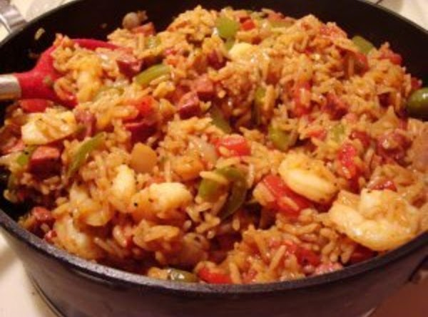 Tess And Lilli's Jambalaya Recipe