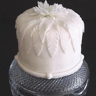 Marshmallow Fondant Icing.