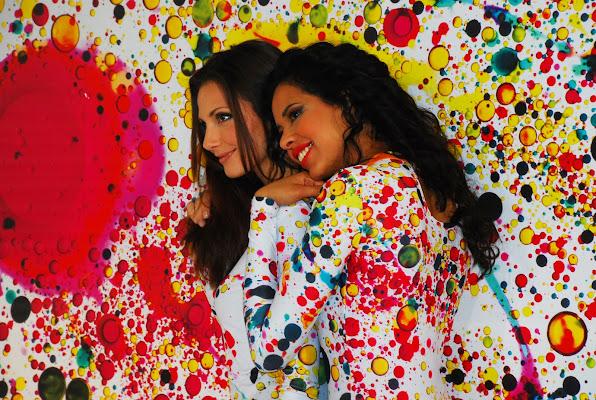 Macchie di colore di BASTET-Clara