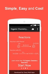 Organic Chemistry Basics- screenshot thumbnail
