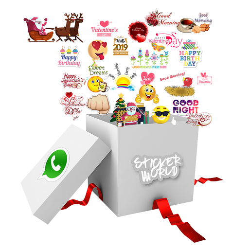 WhatsAp Sticker-WAStickerApps