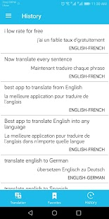 Translate It - English Language Translator Screenshot