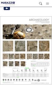 Marazzi Product Catalog - náhled