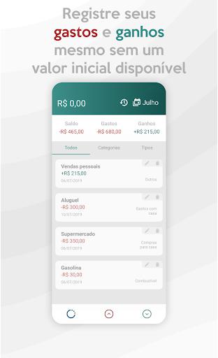 Simples Controle Financeiro screenshot 4