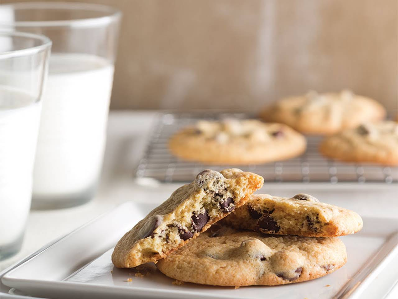 10 Best Chocolate Chip Cookie With Cake Flour Recipes Yummly