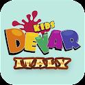 DEVAR kids Italy icon