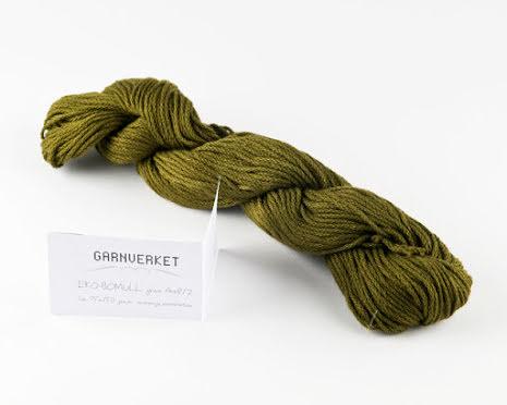 Ekobomull kabeltvinnad, Mörk olivgrön