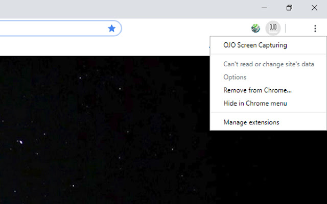 OJO Screen Capturing