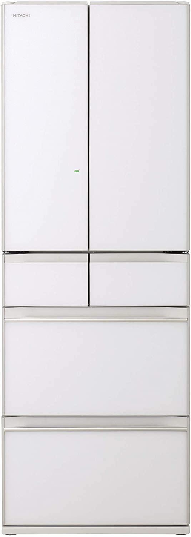 日立冷蔵庫R-HW52K XW