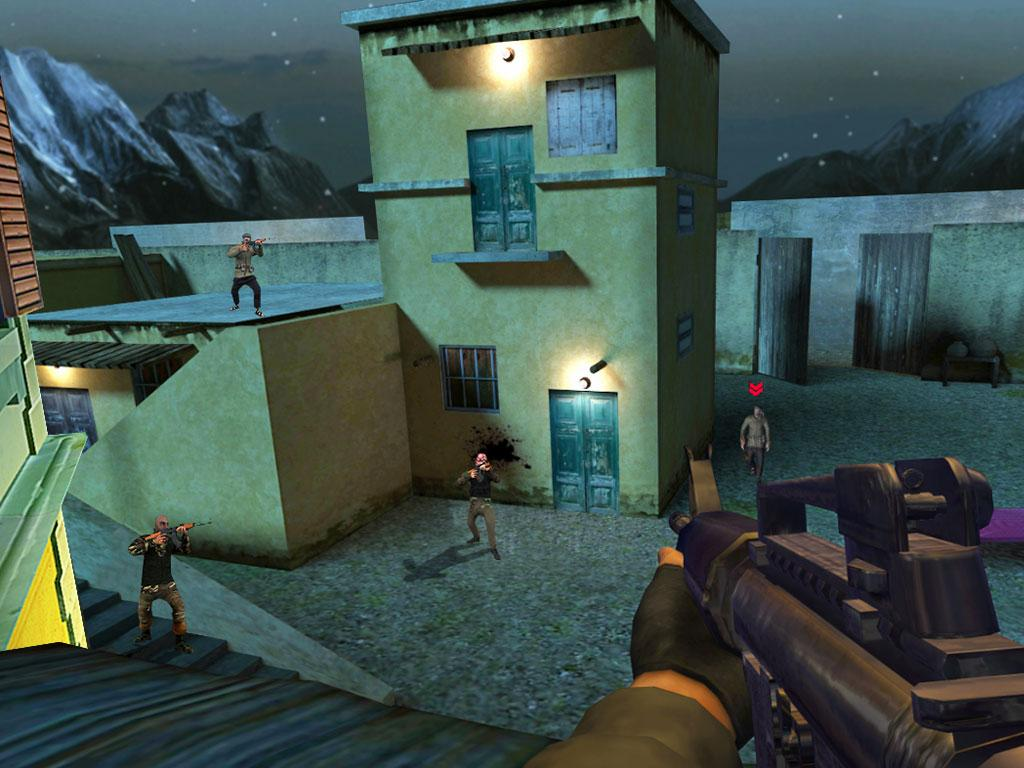 Yalghaar: FPS Gun Shooter Game- screenshot