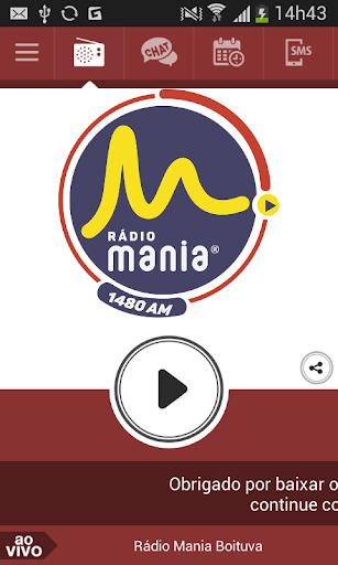 Rádio Mania Boituva