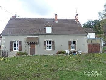 maison à Moutier-Rozeille (23)