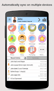 Baby Connect (activity log) 6.5.1 (Paid)