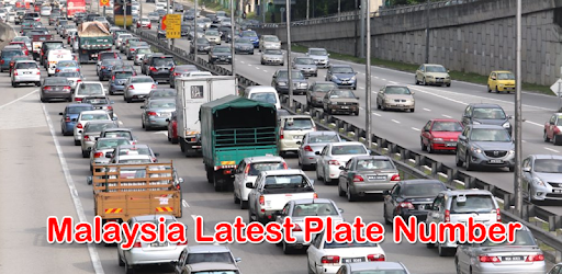 Malaysia Latest Plate Number
