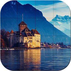 Tile Puzzle – Peaceful Places for PC and MAC