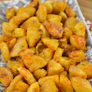 Baked Sweet Plantain.