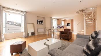 Appartement meublé 2 pièces 78 m2