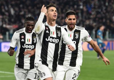 Ronaldo parle de son avenir à la Juventus