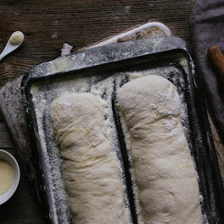 EASY CIABATTA BREAD