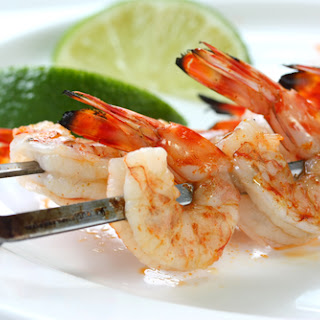 Grilled Shrimp Kebabs Recipe