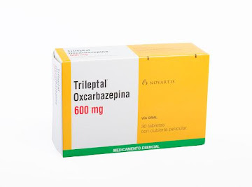 Trileptal 600Mg Tabletas