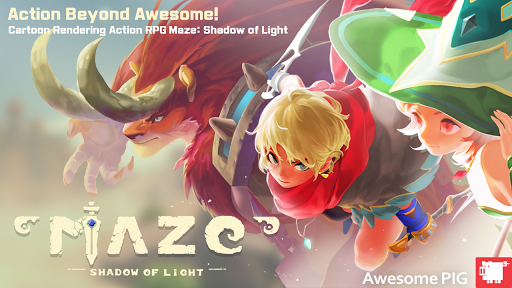 Maze: Shadow of Light 1.0.14 Screenshots 1