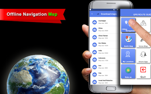 Offline navigation driving gps route maps apps on google play screenshot image gumiabroncs Image collections