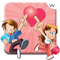 Bubble Shooter : Valentine Day 2020 icon