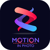 Moving Picture - Motion In Photo & Motion Picture Icon