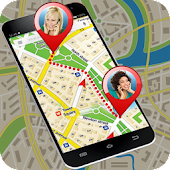 Mobile Number Location Tracker : Phone Finder App