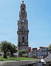 Photo: Porto. torre delos Clèrigos