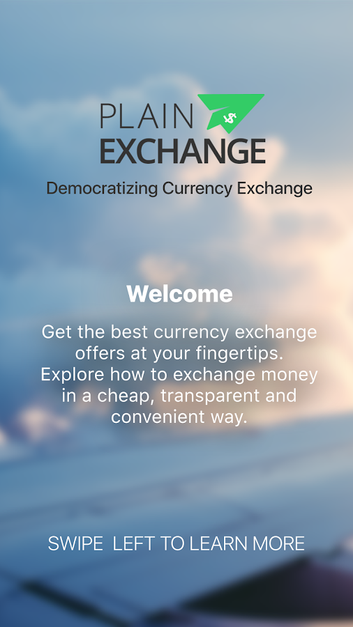 Plain Exchange- screenshot