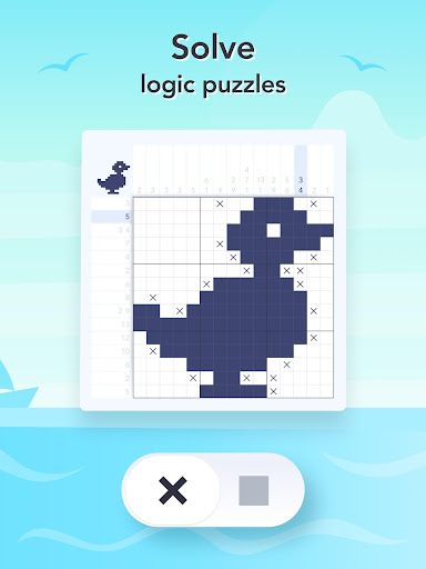 Griddlers 1: Nonogram, Picture Cross Logic Game 2.0 screenshots 7