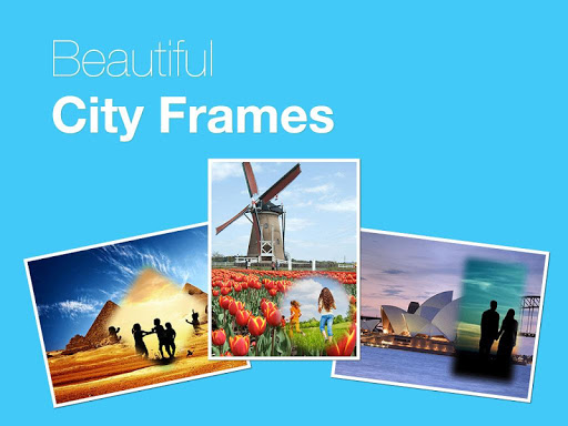 Beautiful City Photo Frames