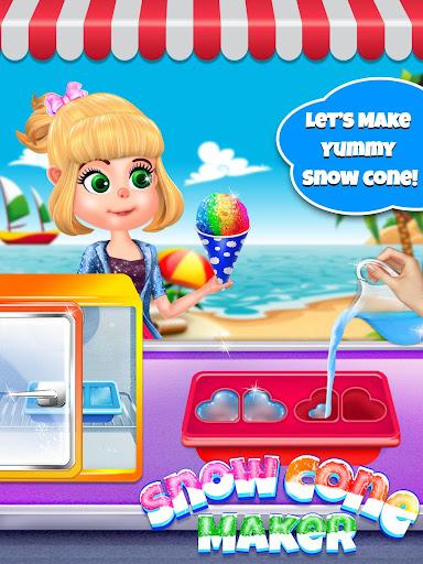 Snow Cone - Summer Chiller  screenshots 6