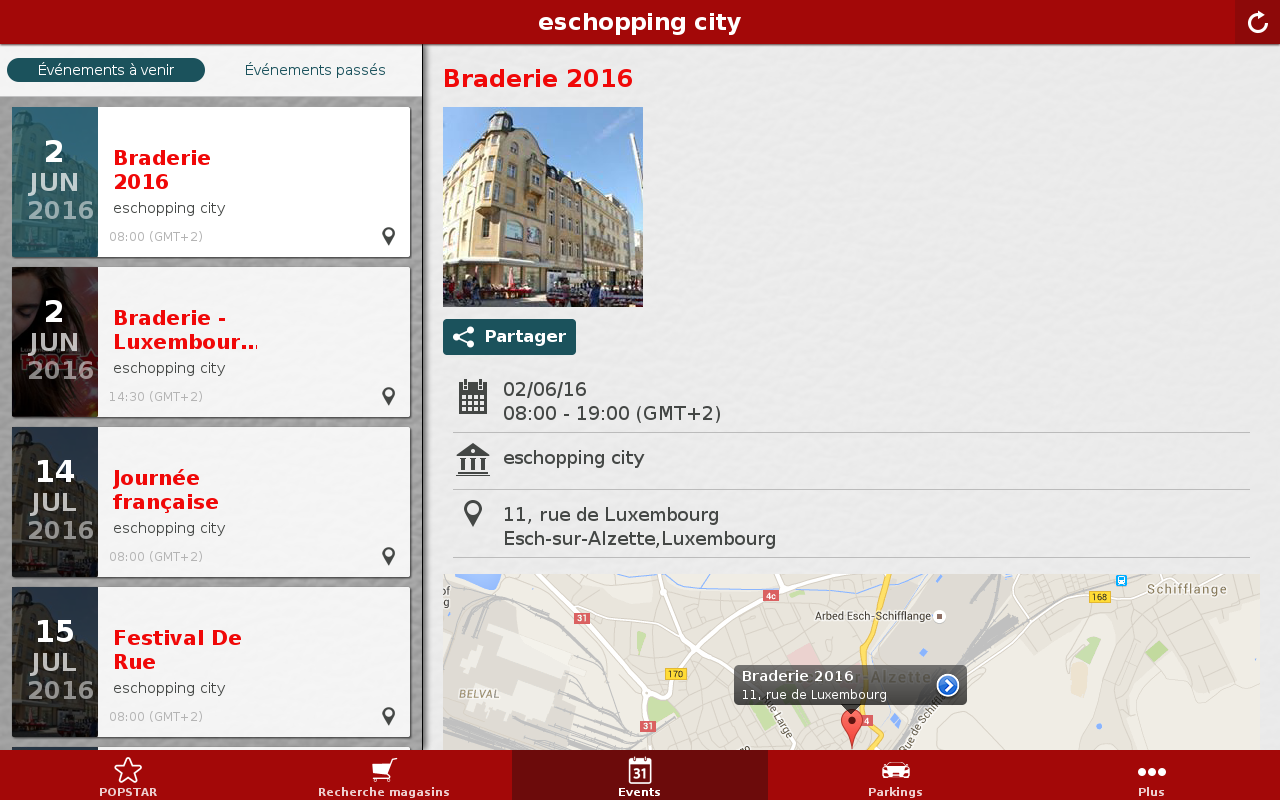 eschopping city – Screenshot