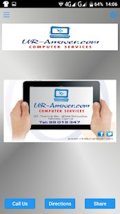 Ur-Answer IT Services- screenshot thumbnail