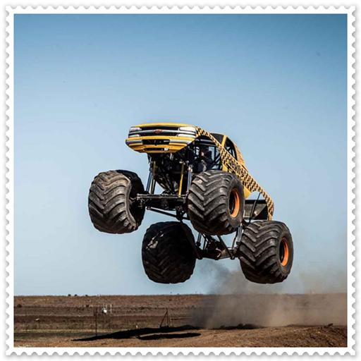 App Insights Monster Trucks Wallpaper