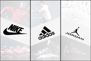 Image result for nike jordan adidas logo