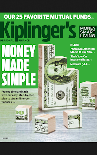 Kiplinger's Personal Finance- screenshot thumbnail