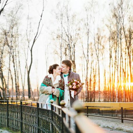 Wedding photographer Daniil Semenov (semenov). Photo of 24.11.2017