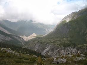 Photo: Вид на верховья Нарин-Гола с пер. Обзорного